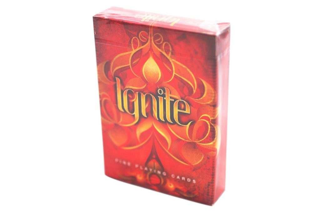 Ignite Playing Cards - RarePlayingCards.com - 2