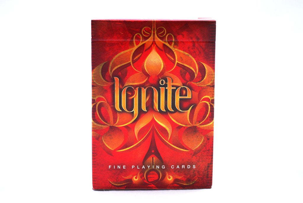 Ignite Playing Cards - RarePlayingCards.com - 4