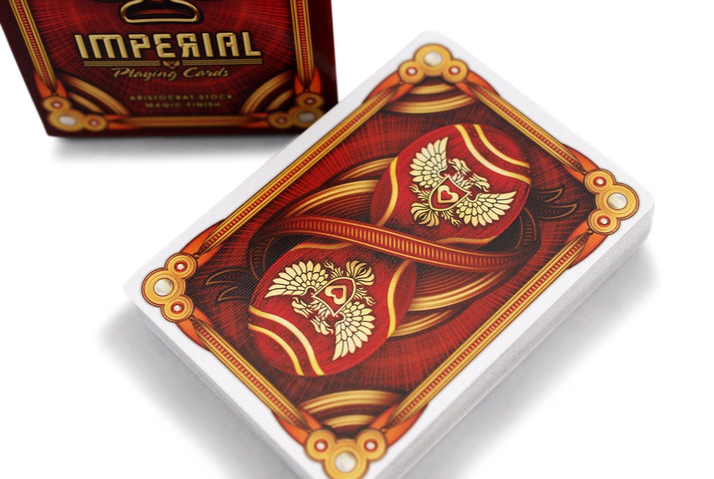 Imperial Playing Cards - RarePlayingCards.com - 1
