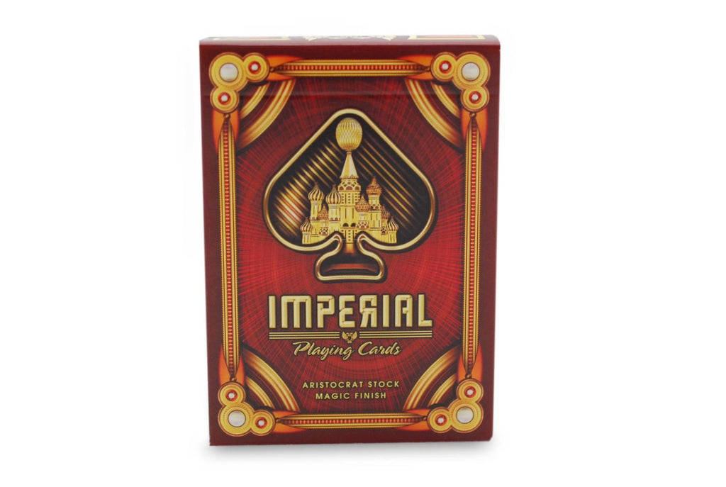 Imperial Playing Cards - RarePlayingCards.com - 2