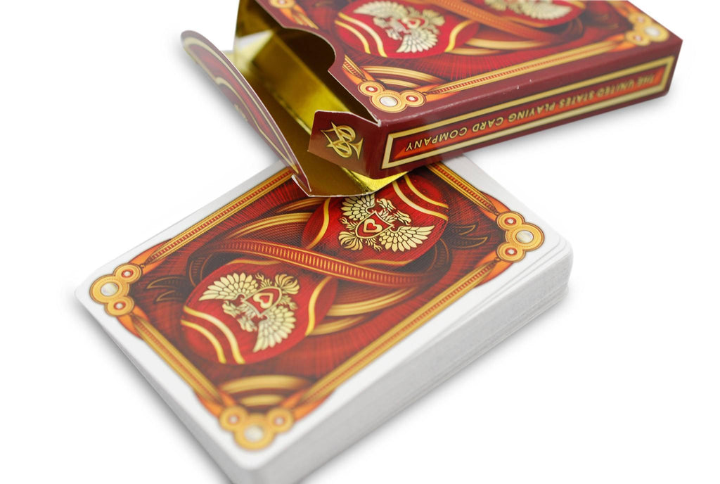 Imperial Playing Cards - RarePlayingCards.com - 4