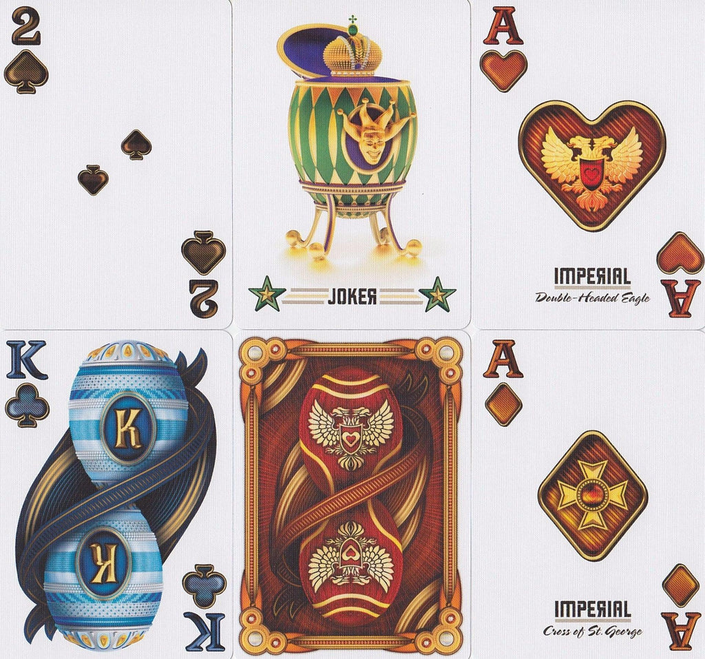 Imperial Playing Cards - RarePlayingCards.com - 9