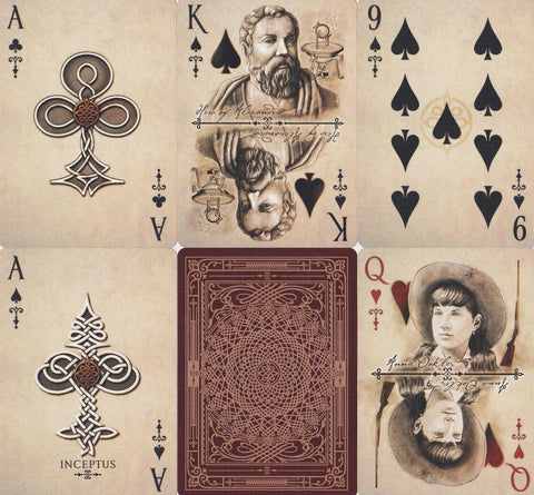 Inception Playing Cards
