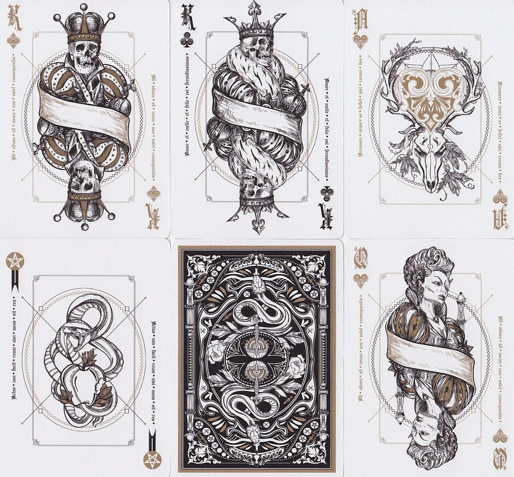 Indictus Playing Cards - RarePlayingCards.com - 10
