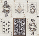 Indictus Playing Cards - RarePlayingCards.com - 11