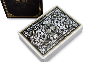 Indictus Playing Cards by Noir Arts