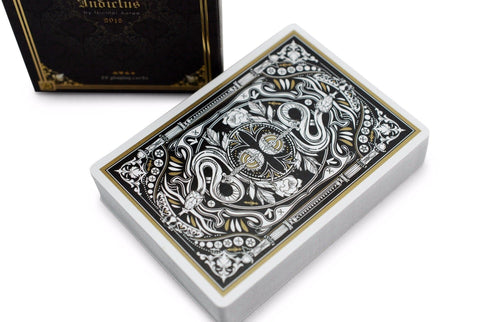 Indictus Playing Cards - RarePlayingCards.com - 1