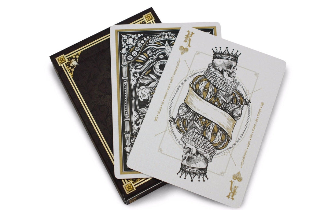 Indictus Playing Cards - RarePlayingCards.com - 8