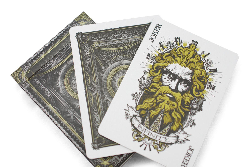 Infinity Playing Cards - RarePlayingCards.com - 7