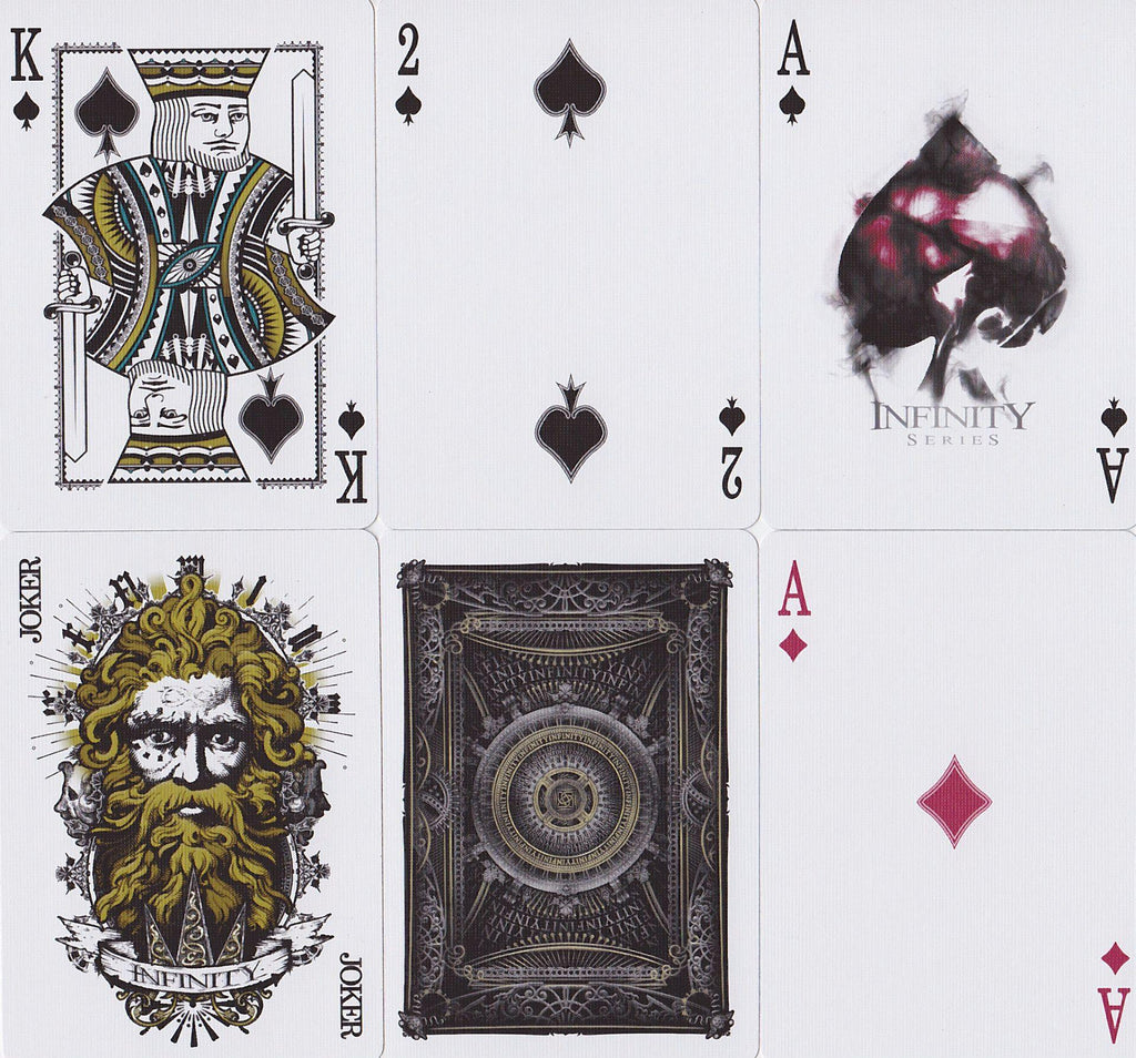 Infinity Playing Cards - RarePlayingCards.com - 8