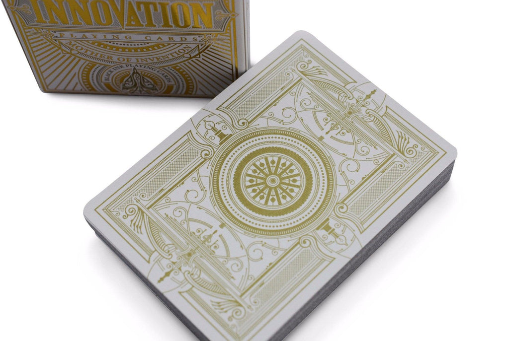 Innovation: Signature Edition Playing Cards - RarePlayingCards.com - 1
