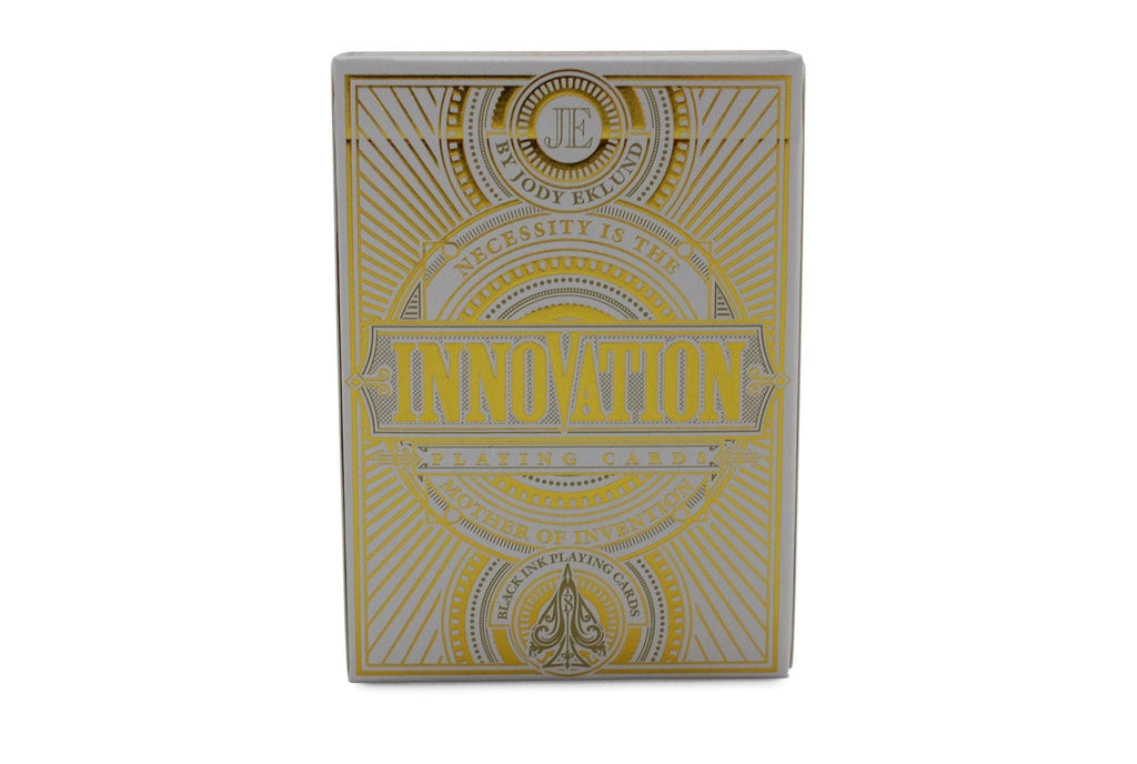 Innovation: Signature Edition Playing Cards - RarePlayingCards.com - 2
