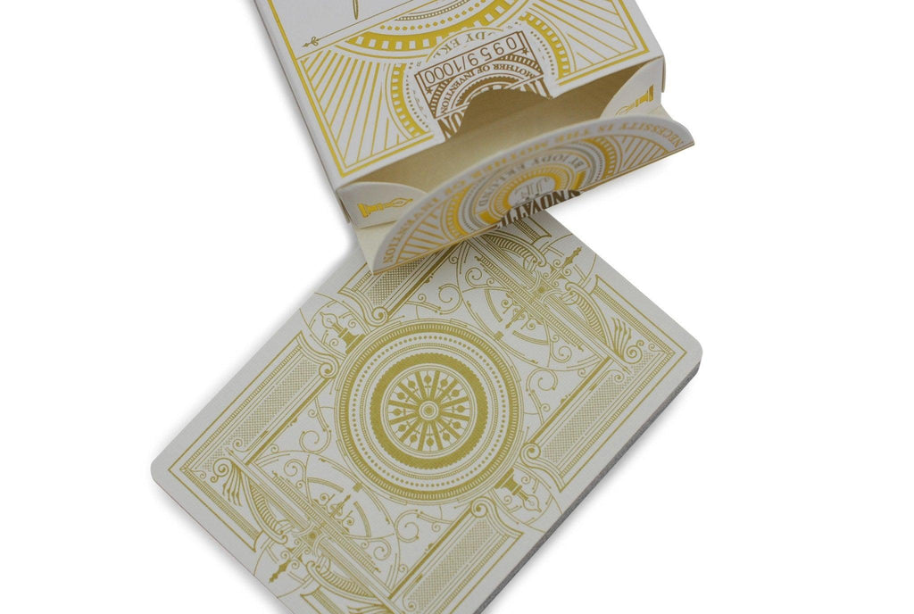 Innovation: Signature Edition Playing Cards - RarePlayingCards.com - 5