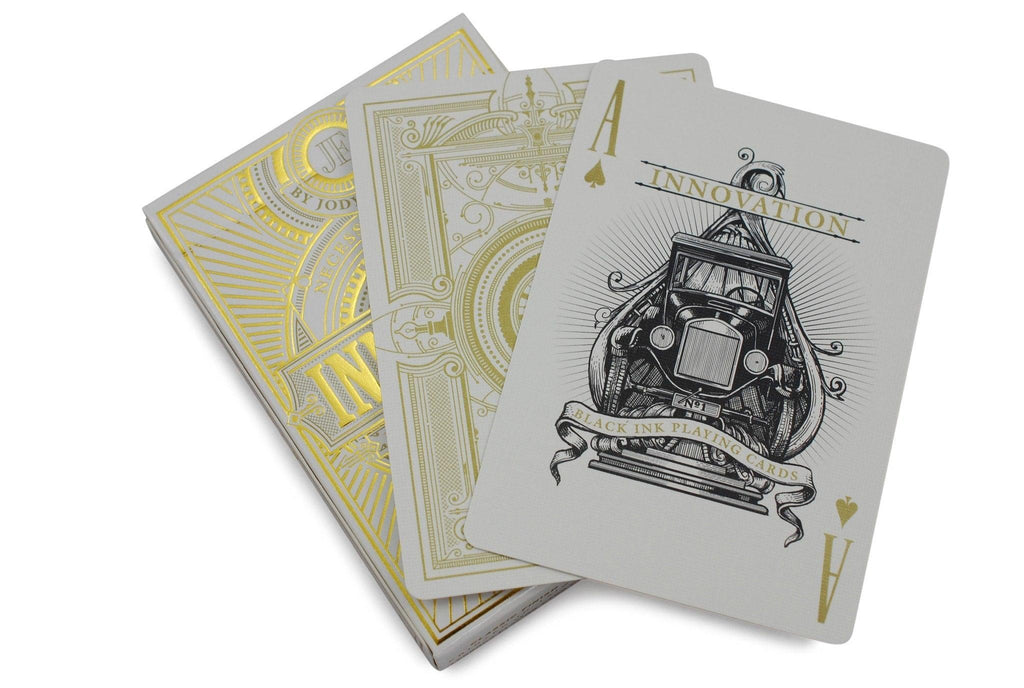 Innovation: Signature Edition Playing Cards - RarePlayingCards.com - 8