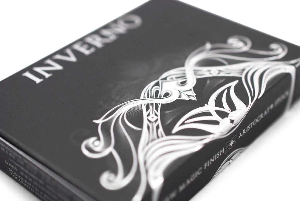 Inverno Playing Cards - RarePlayingCards.com - 5
