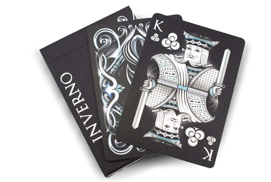 Inverno Playing Cards by Seasons Playing Cards