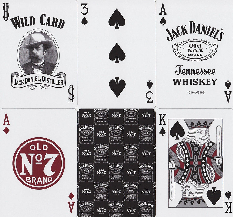 Jack Daniel's® Playing Cards by US Playing Card Co.