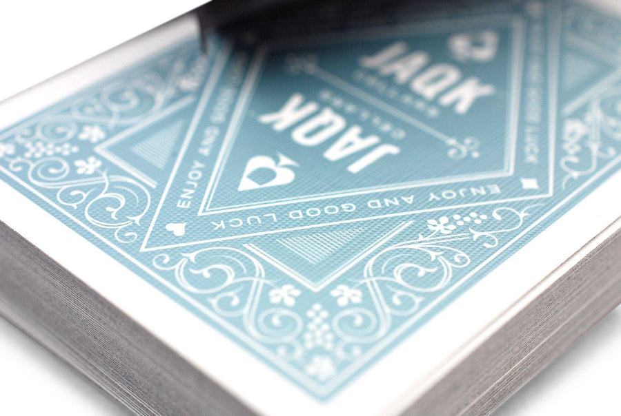 JAQK Cellars Playing Cards by Theory11