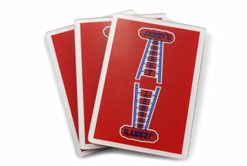 Jerry's Nugget Cardistry Trainers Playing Cards by RarePlayingCards.com