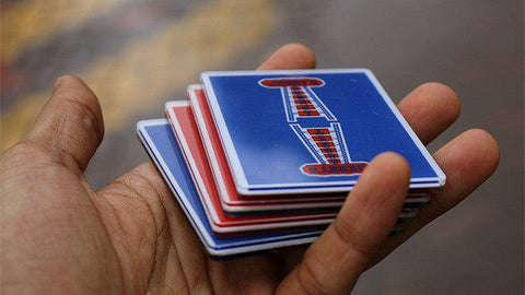 Jerry's Nugget Cardistry Trainers Playing Cards