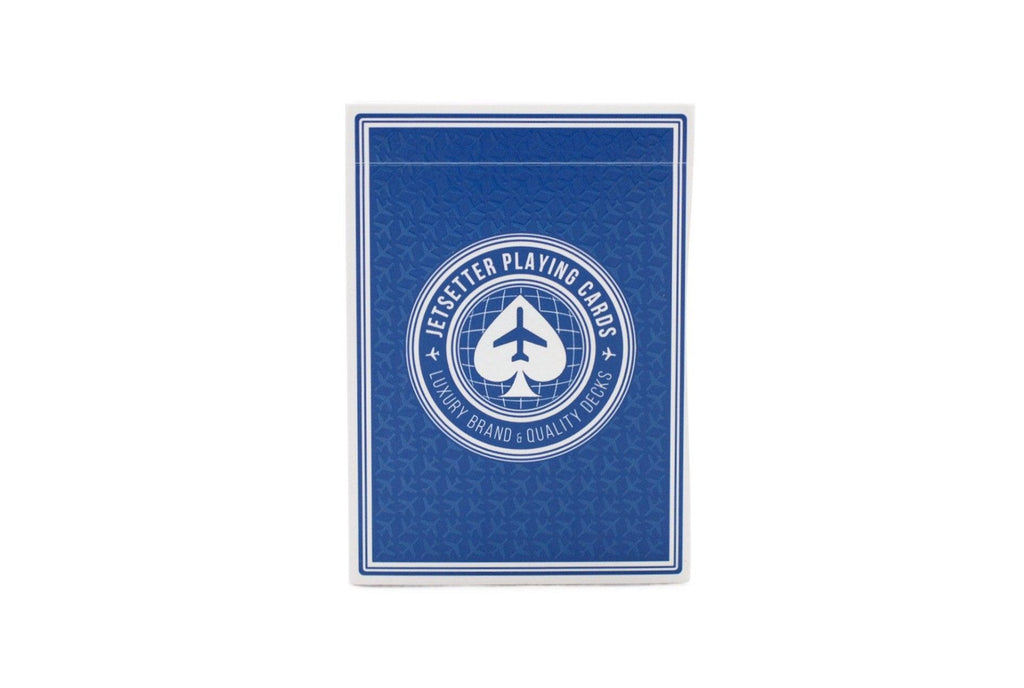 Jetsetter: Premier Edition Playing Cards - RarePlayingCards.com - 2