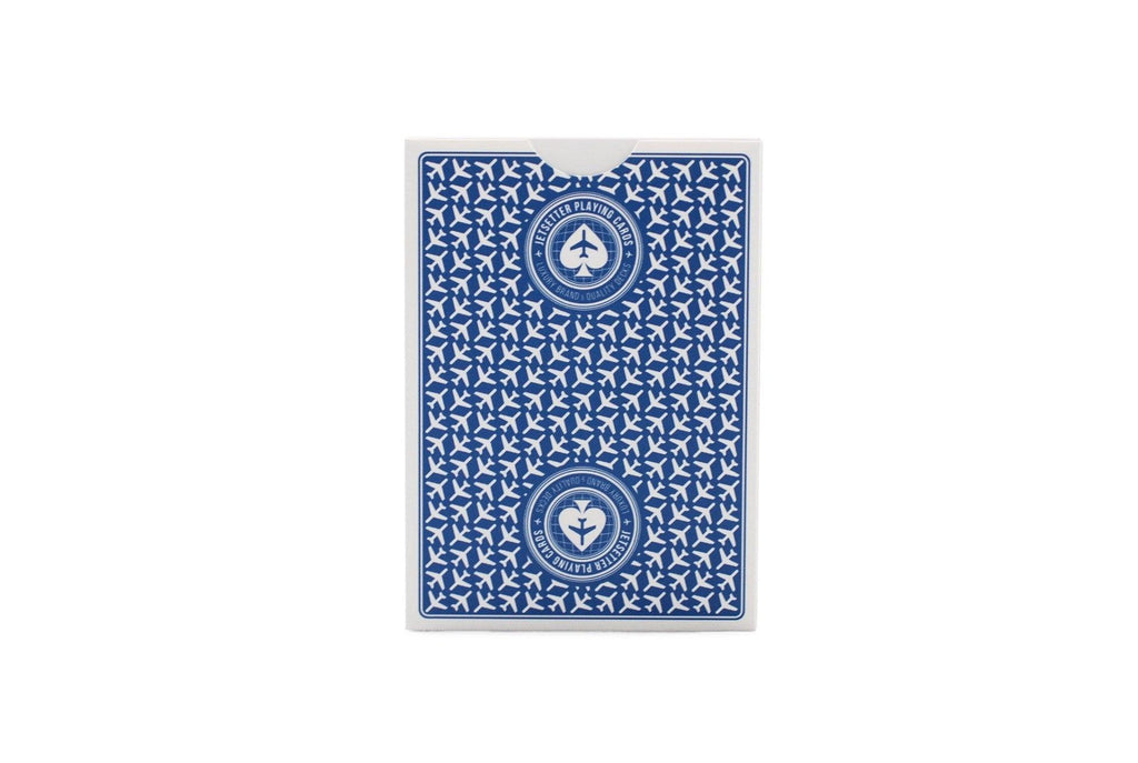 Jetsetter: Premier Edition Playing Cards - RarePlayingCards.com - 3