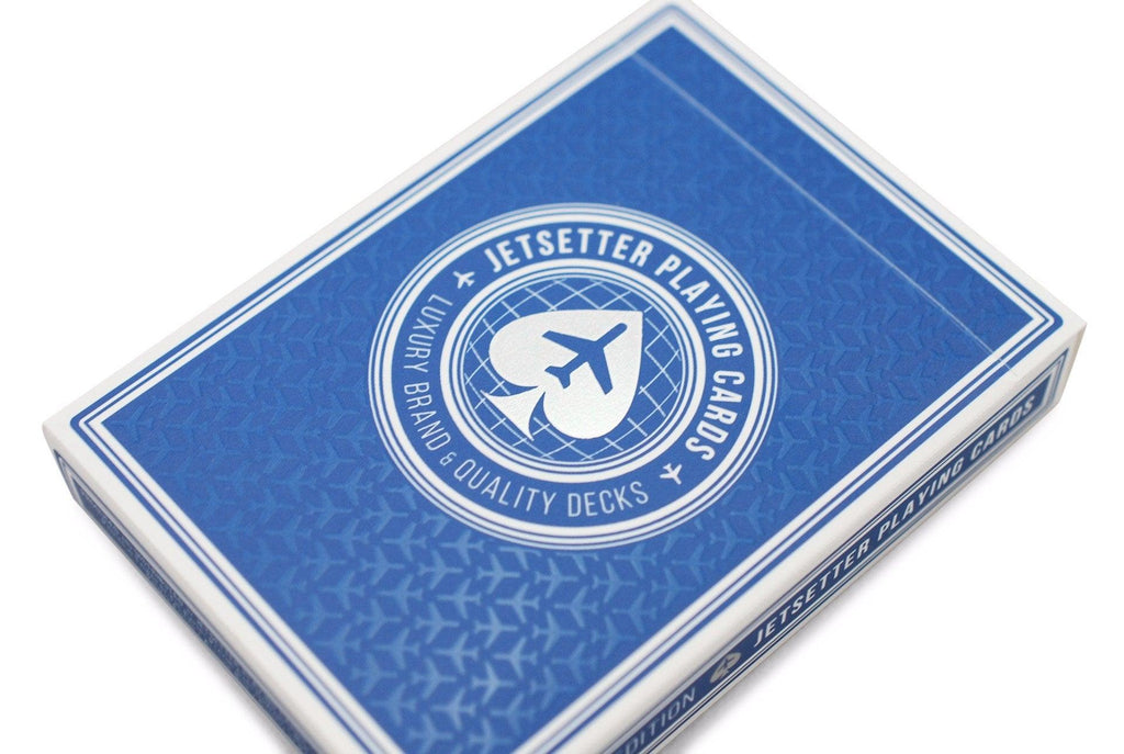 Jetsetter: Premier Edition Playing Cards - RarePlayingCards.com - 4