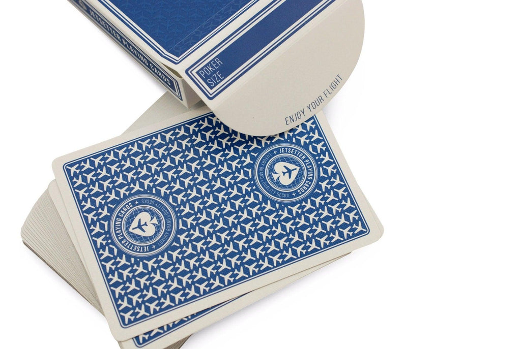 Jetsetter: Premier Edition Playing Cards - RarePlayingCards.com - 6