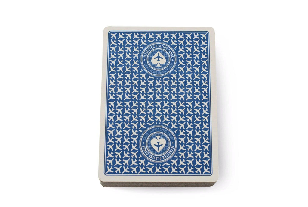 Jetsetter: Premier Edition Playing Cards - RarePlayingCards.com - 7