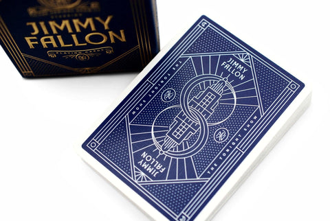 Jimmy Fallon Playing Cards by Theory11