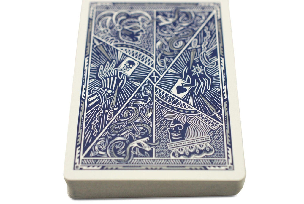 Joker and the Thief Playing Cards - RarePlayingCards.com - 7