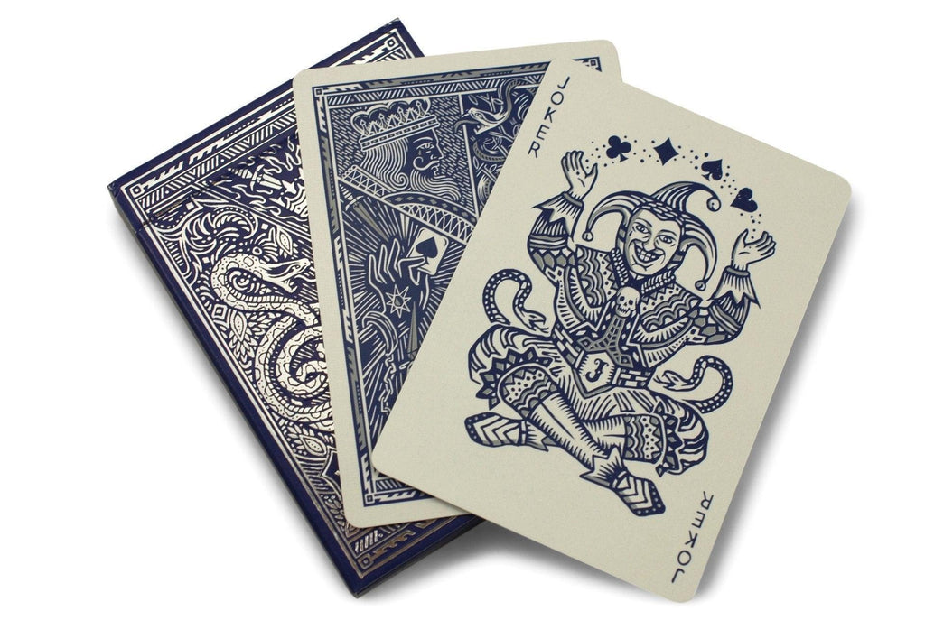 Joker and the Thief Playing Cards - RarePlayingCards.com