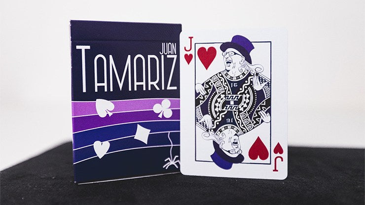 Juan Tamariz Playing Cards by Juan Tamariz