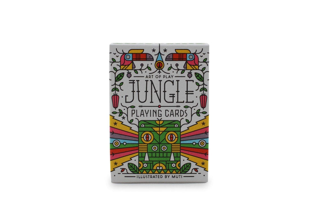 Jungle Deck Playing Cards