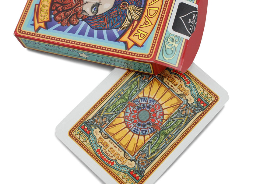 KADAR Playing Cards by US Playing Card Co.