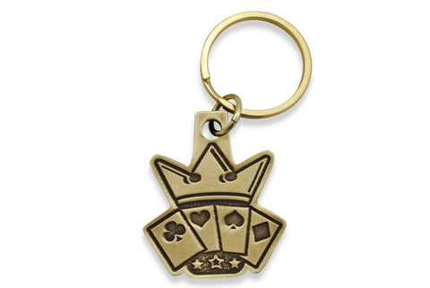 Keychain Playing Cards - RarePlayingCards.com - 1