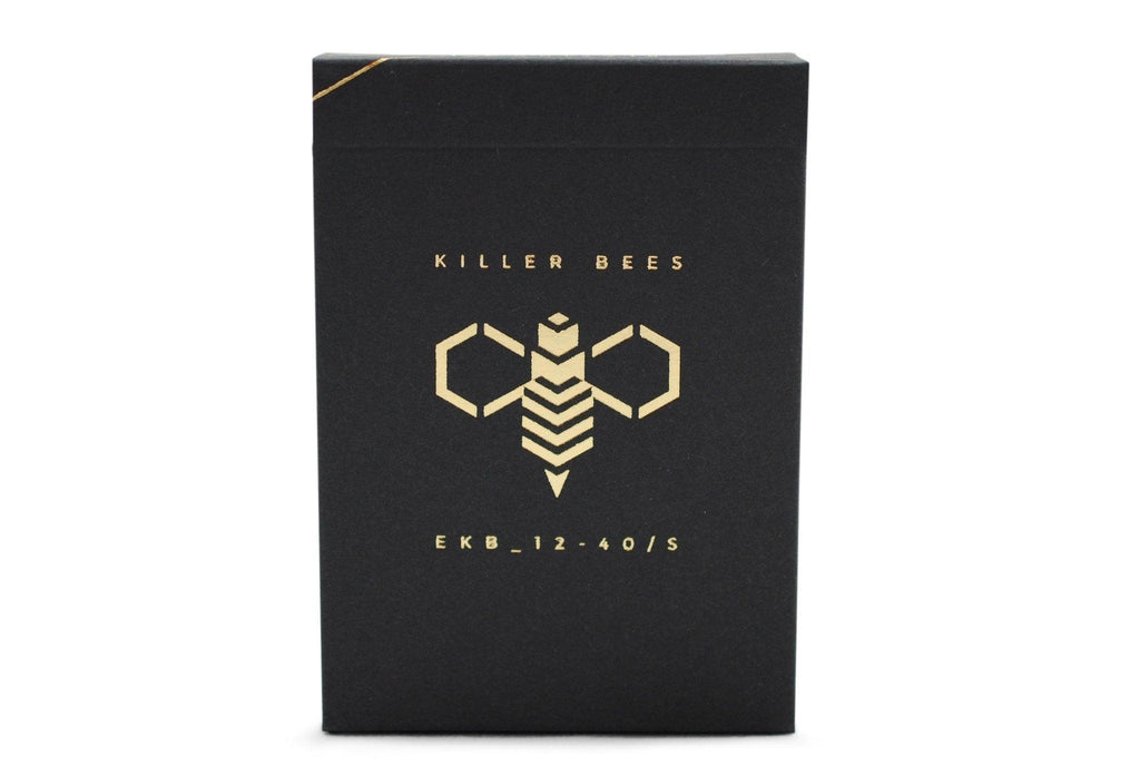 Killer Bees Playing Cards - RarePlayingCards.com - 2