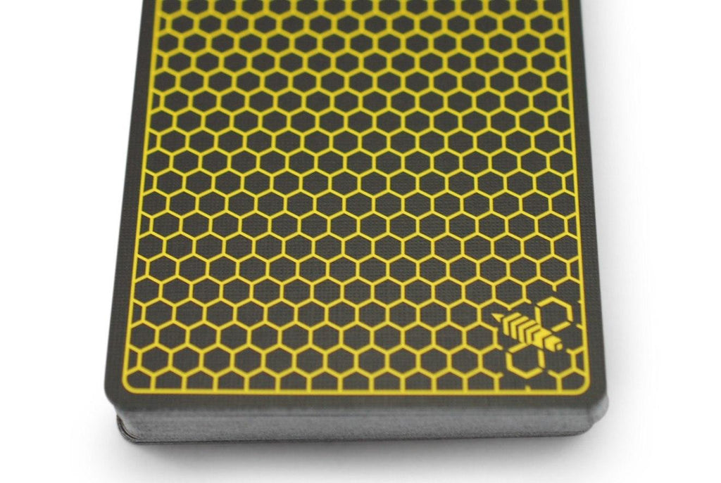 Killer Bees Playing Cards - RarePlayingCards.com - 7