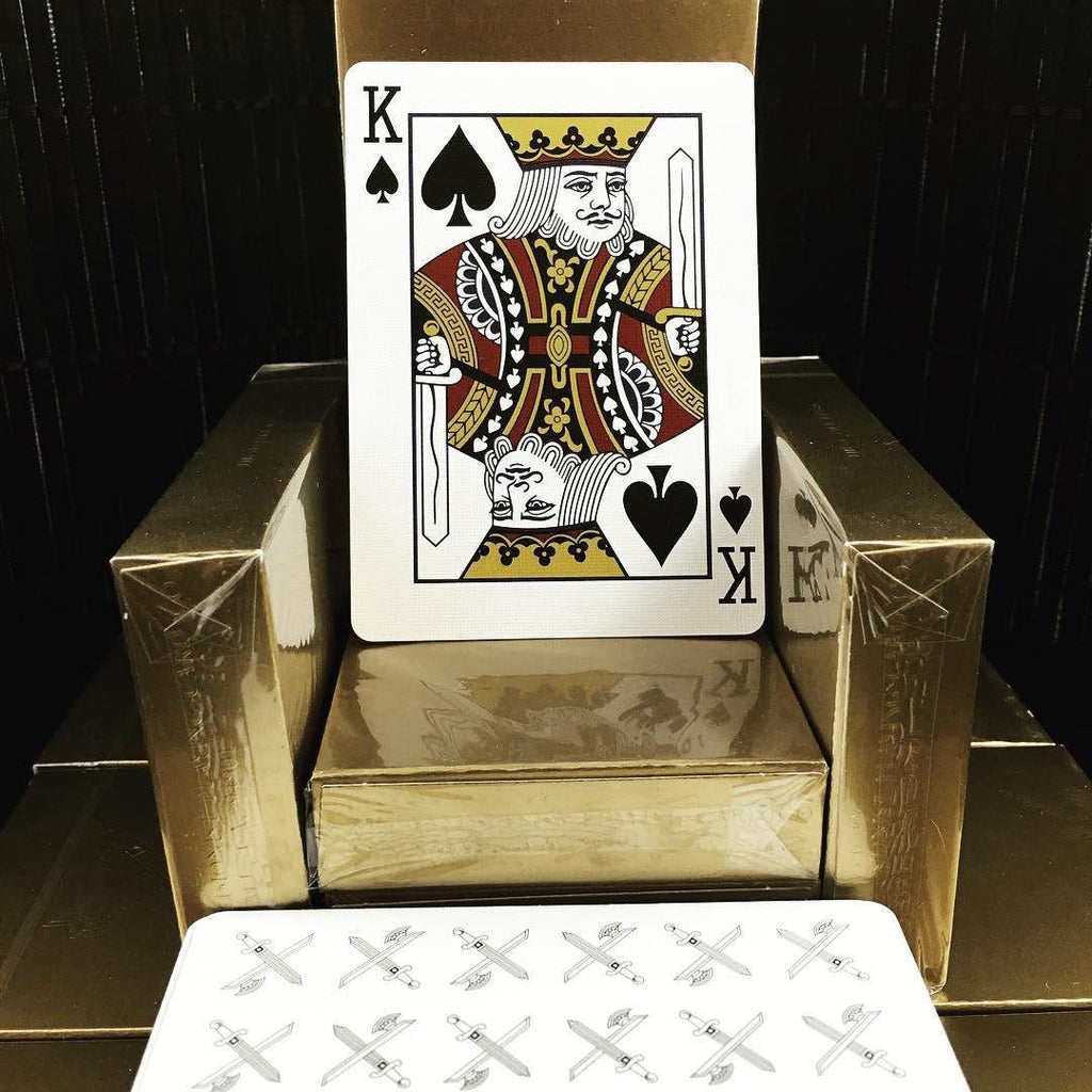 Kings Playing Cards - RarePlayingCards.com - 8