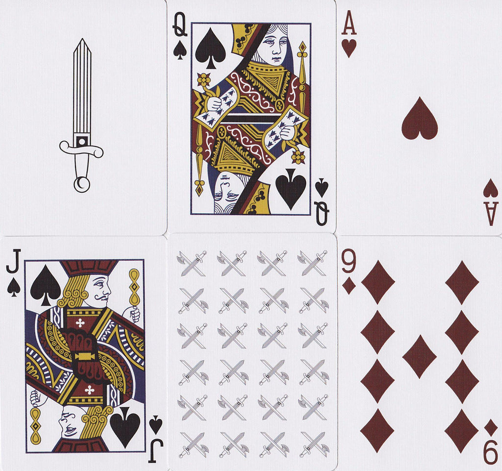 Kings Playing Cards - RarePlayingCards.com - 9