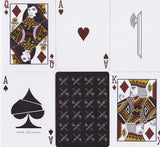 Kings Inverted Playing Cards - RarePlayingCards.com - 10