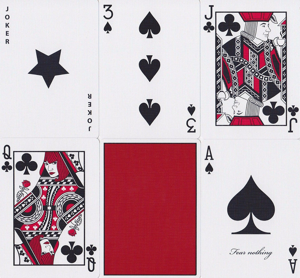 Laura London NOC Playing Cards - RarePlayingCards.com - 7