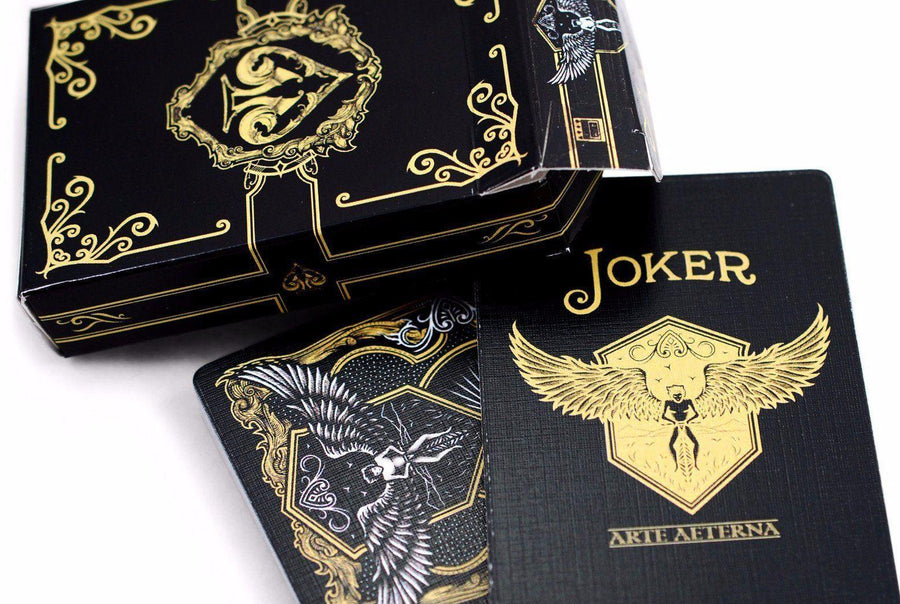 Legacy: Limited Edition Playing Cards by US Playing Card Co.
