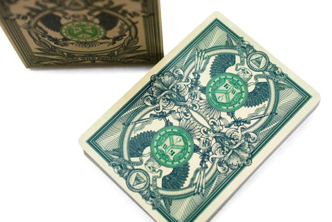 Legal Tender Playing Cards