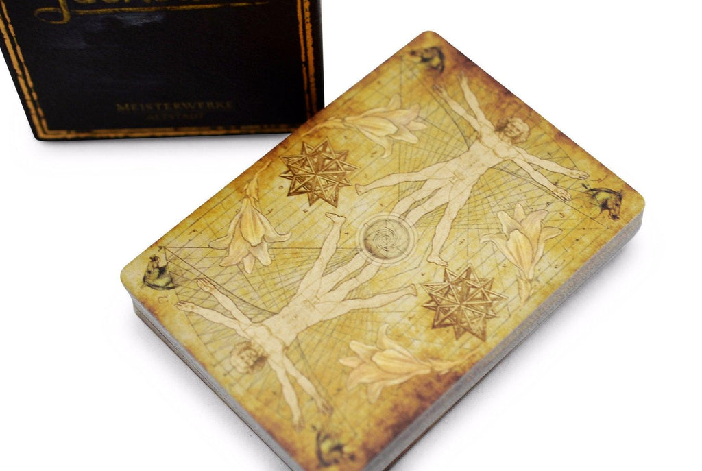 Leonardo Playing Cards - RarePlayingCards.com - 1