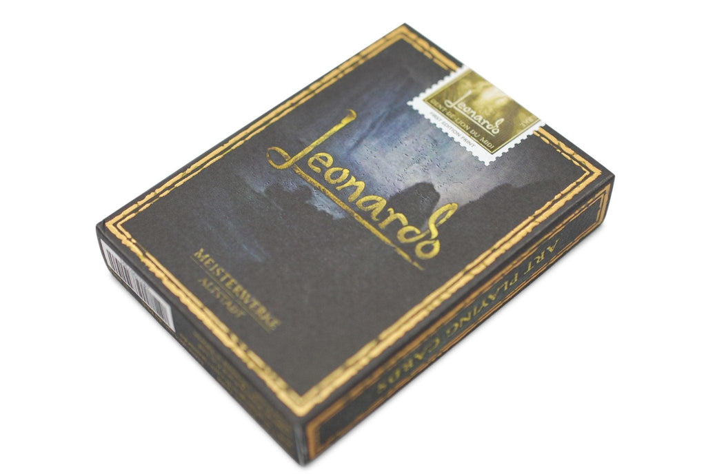 Leonardo Playing Cards - RarePlayingCards.com - 4
