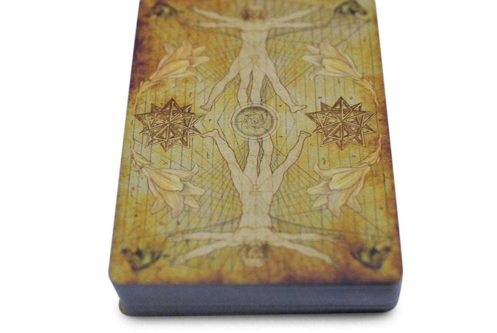 Leonardo Playing Cards - RarePlayingCards.com - 7