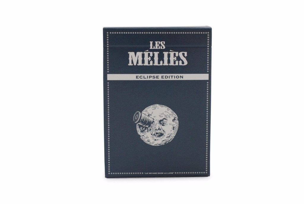 Les Méliès: Eclipse Edition Playing Cards - RarePlayingCards.com - 2