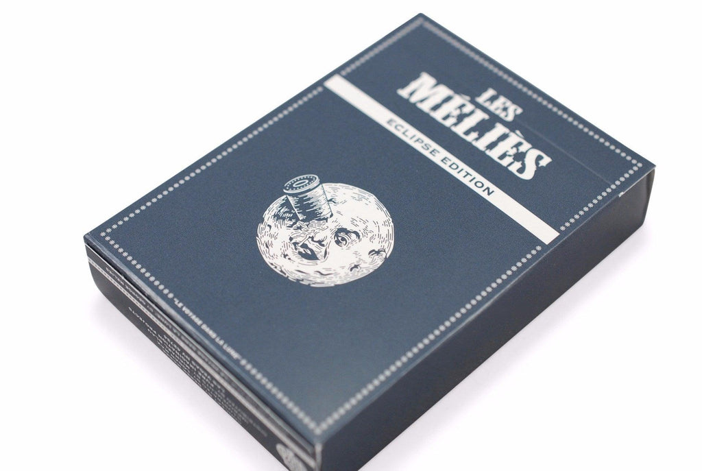 Les Méliès: Eclipse Edition Playing Cards - RarePlayingCards.com - 3