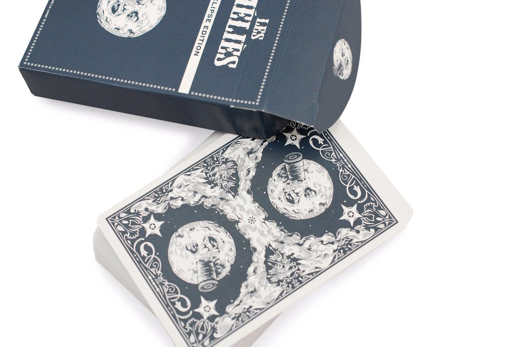 Les Méliès: Eclipse Edition Playing Cards - RarePlayingCards.com - 5